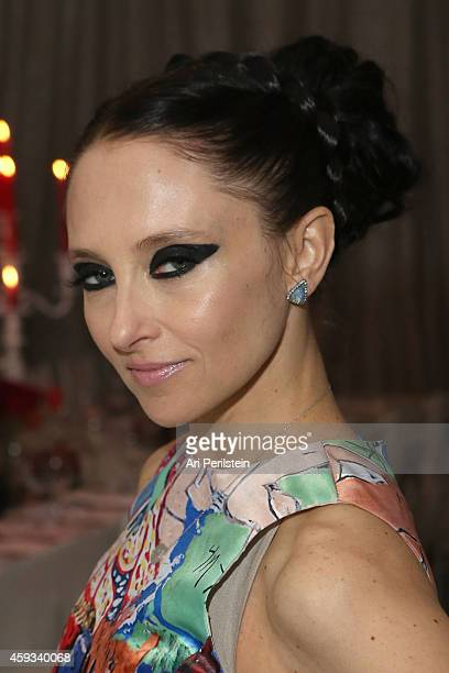 Creative Director of alice + olivia Stacey Bendet attends alice + olivia By Stacey Bendet Celebrates Melrose Avenue Store Opening on November 20,...