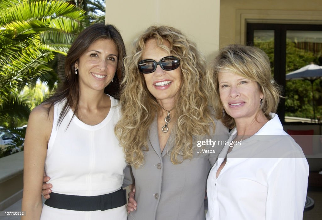 Creative Director of Charles David, Nathalie Marciano; Dyan Cannon; and Founder of Miracles and Wonders, Joyce Ostin