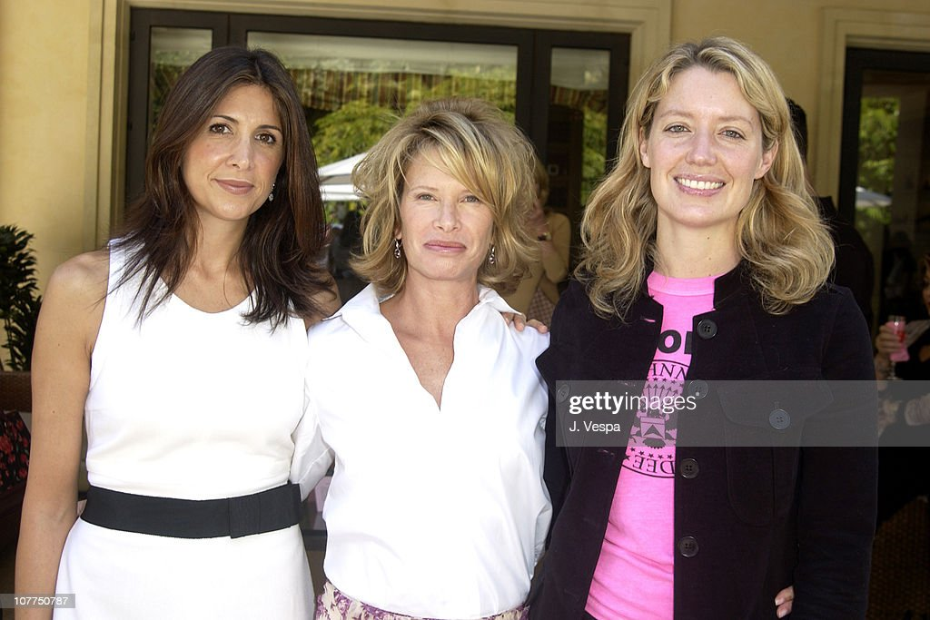 Creative Director of Charles David, Nathalie Marciano, Founder of Miracles and Wonders, Joyce Ostin and West Coast Edtior of W, Kim Cutter