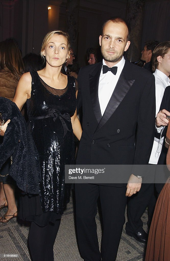 British Fashion Awards 2004 : News Photo
