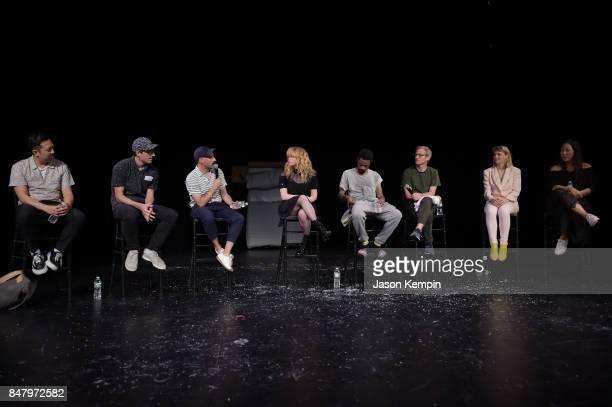 Creative Director of Opening Ceremony Humberto Leon, Choreographer Justin Peck, Choreographer Ryan Heffington, Actress Natasha Lyonne, Actor/Cast...