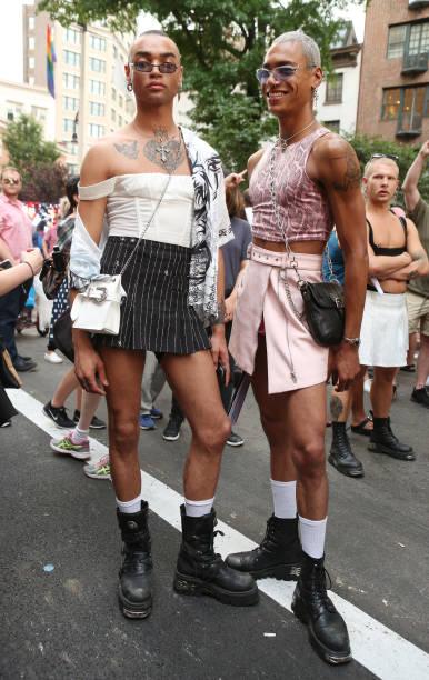 NY: Street Style - WorldPride NYC 2019