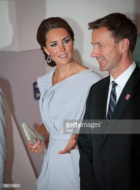 Creative Industries Reception -- Pictured: Kate Middleton --