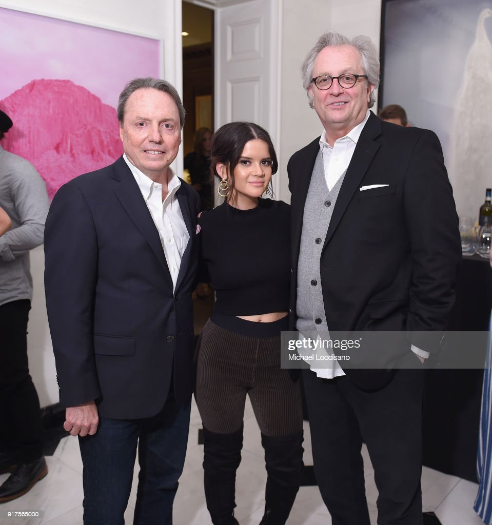 BMI VP, Creative Jody Williams, musician Maren Morris, Country Music Hall of Fame Museum CEO Kyle Young attend the Country Music Hall Of Fame And Museum Reception With Carly Pearce For All For The Hall New York on February 12, 2018 in New York City.