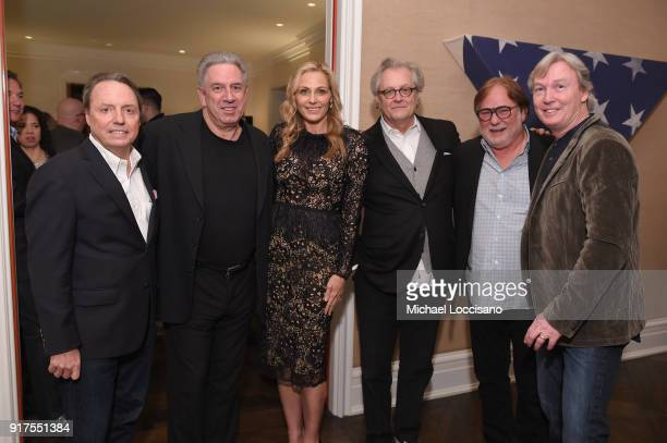 BMI VP Creative Jody Williams Vector Management Founder and CoPresident Ken Levitan Host Jamie Tisch Country Music Hall of Fame CEO Kyle Young CAA...