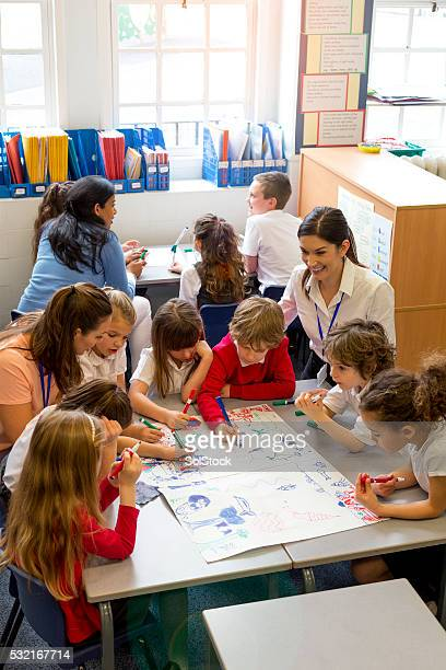 creative kids - uniform stock pictures, royalty-free photos & images