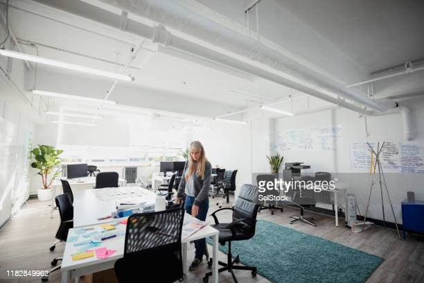 creative professional woman working in an office - responsibility stock pictures, royalty-free photos & images