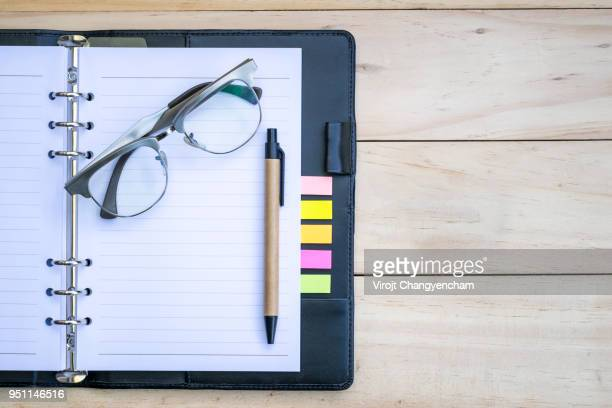 creative writer - schedule stock photos and pictures