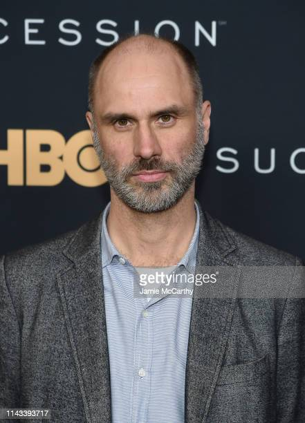"""Creator and Executive producer Jesse Armstrong attends the """"Succession"""" FYC Event at Time Warner Center on April 17, 2019 in New York City."""