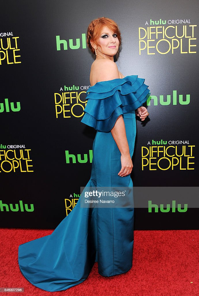 """Difficult People"" New York Premiere"