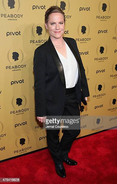 Creator and Executive Producer of Doc McStuffins Chris Nee attends The 74th Annual Peabody Awards Ceremony at Cipriani Wall Street on May 31 2015 in...