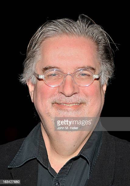Creator and Executive Producer of 'The Simpsons' Matt Groening attends the 37th Annual UCLA Entertainment Symposium at the Freud Playhouse on the...