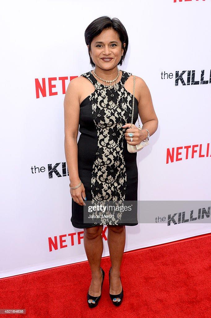 "Premiere Of Netflix's ""The Killing"" Season 4 - Arrivals"