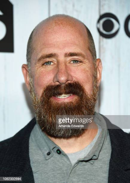 Creator executive producer and director Greg Garcia arrives at the premiere of TBS' 'The Guest Book' Season 2 at EPLP Restaurant on October 16 2018...