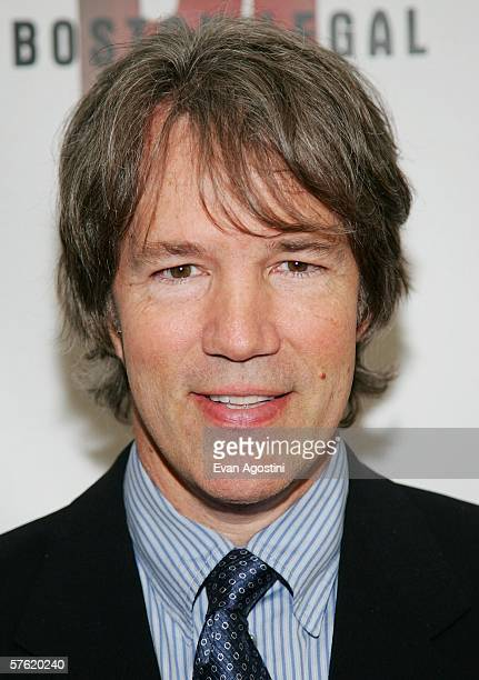 Creator Executive Producer David E Kelley attends the Fox Home Entertainment Boston Legal DVD release celebration at The Museum of Television Radio...