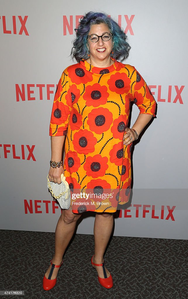 Creator Jenji Kohan attends Netflix's 'Orange Is The New Black' For Your Consideration Screening and Q & A at the Directors Guild Of America on May 20, 2015 in Los Angeles, California.