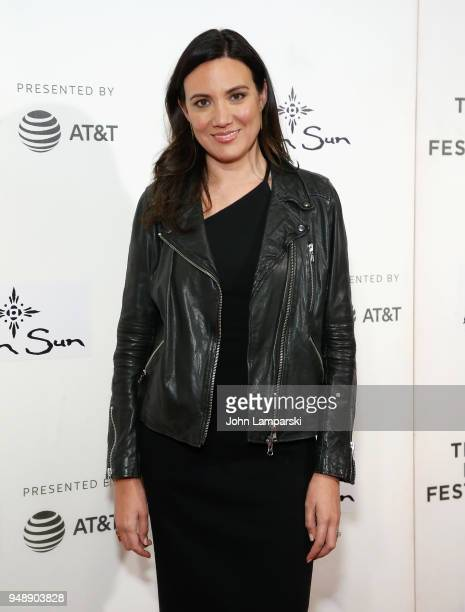 Creator Lisa Joy attends Westworld during the 2018 Tribeca Film Festival at BMCC Tribeca PAC on April 19 2018 in New York City