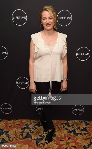 Creator of 'American Princess' Jamie Denbo attends AE Networks' 2018 Winter Television Critics Association Press Tour at The Langham Huntington Hotel...