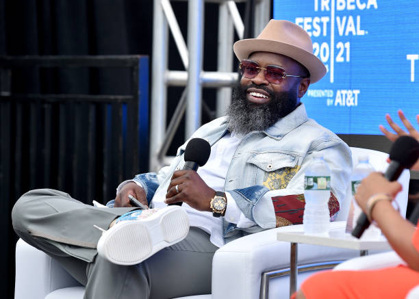 NY: Audible Hosts Conversation With The Roots' Tariq Trotter, Creator of Audible Original 7 Years and Head of Audible Studios Zola Mashariki - Tribeca Festival 2021