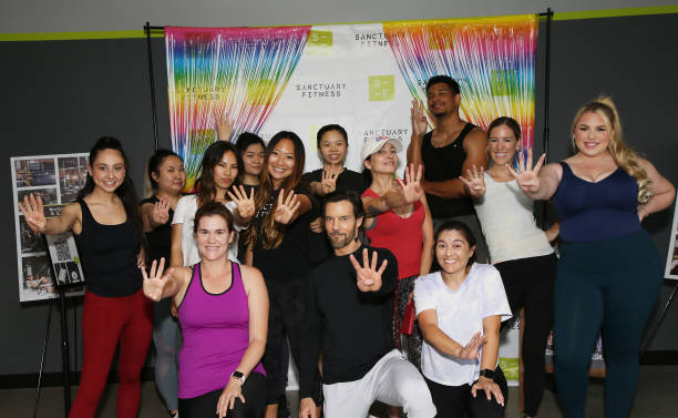 CA: Claris Health Presents Claris Fitness Week Fundraiser With A Workout With Creator Of P90X Tony Horton