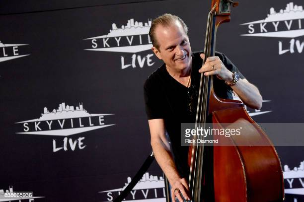 Creator of Skyville Live Wally Wilson attends Skyville Live Presents a Tribute to Jerry Lee Lewis on August 24 2017 in Nashville Tennessee