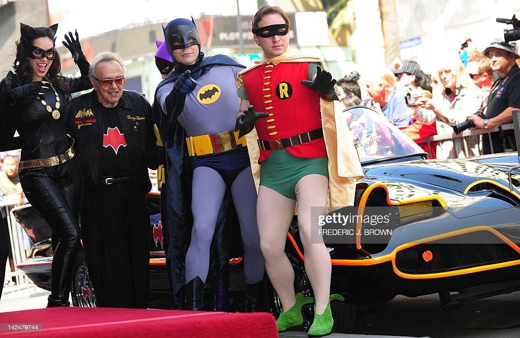 Creator of the Batmobile, George Barris : News Photo