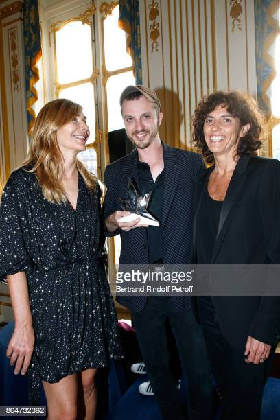 Creator of the Price Nathalie Dufour 'Grand Prix' Glenn Martens for Y/Project and General Director of 'Yves Saint Laurent' Francesca Bellettini...