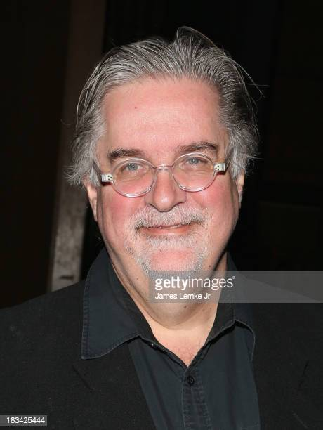 Creator of 'The Simpson's' Matt Groening attends the 37th annual UCLA Entertainment Symposium with 'The Simpson's' creator Matt Groening held at the...