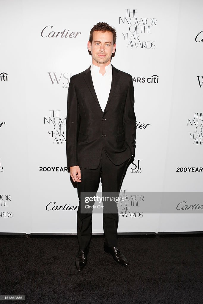 Creator of Twitter and founder and CEO of Square Jack Dorsey attends WSJ. Magazine's 'Innovator Of The Year' Awards at MOMA on October 18, 2012 in New York City.