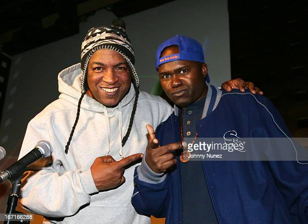 Creator of Video Music Box and TV personality Ralph 'Uncle Ralph' McDaniels and DJ and inventor of the scratching technique Grand Wizard Theodore...