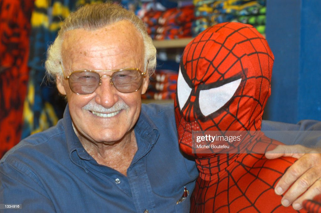 Spider-Man 40th Birthday Celebration : News Photo
