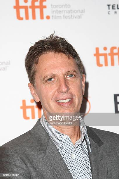 Creator Tim Kring attends the Heroes Reborn Premiere during the 2015 Toronto International Film Festival held at Winter Garden Theatre on September...