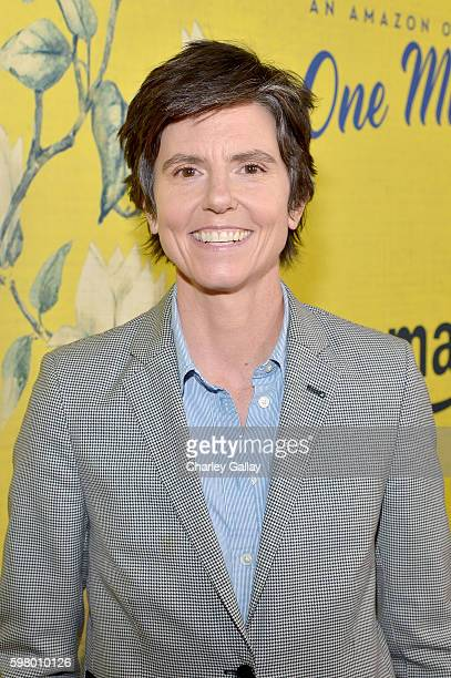 Creator/actress Tig Notaro attends the premiere of Amazon's new series One Mississippi on August 30 2016 in Los Angeles California