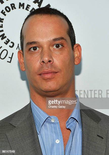Creator/Executive Producer Adam DiVello attends the PaleyFest09 presentation of 'The Hills' at the ArcLight Theaters on April 21 2009 in Hollywood...