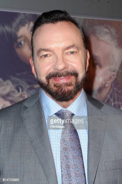 Creator/executive producer Alan Ball at the Los Angeles Premiere of HBO's New Drama Series HERE AND NOW on February 5 2018 in Los Angeles California