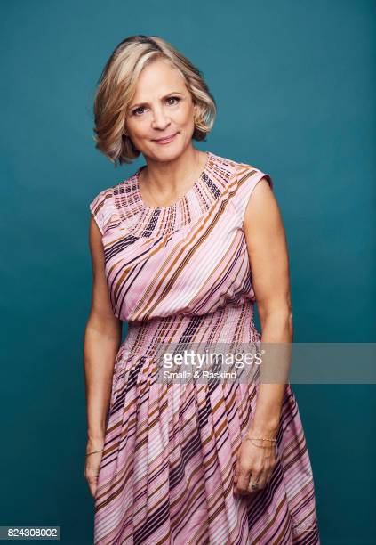 Creator/executive producer Amy Sedaris of Turner Networks 'truTV/At Home with Amy Sedaris' poses for a portrait during the 2017 Summer Television...