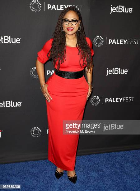 Creator/Executive Producer Ava DuVernay of the OWN television show 'Queen Sugar' attends The Paley Center for Media's 35th Annual PaleyFest Los...