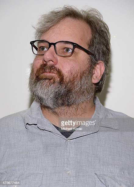Creator/executive producer Dan Harmon attends the LA Times Envelope Emmy event for Community on Yahoo Screen at ArcLight Sherman Oaks on June 2 2015...