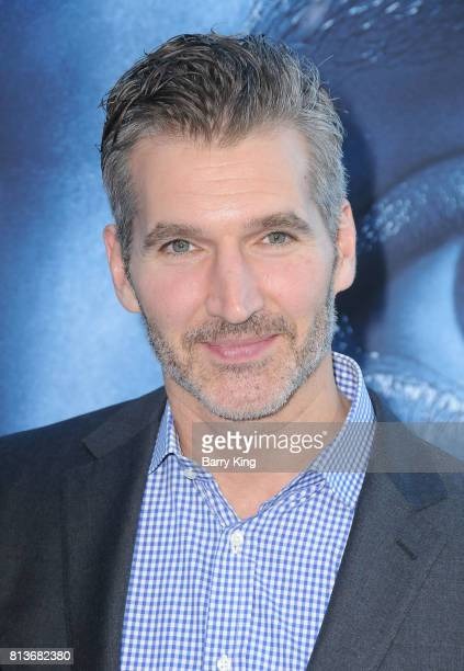 Creator/executive producer David Benioff attends the Premiere of HBO's 'Game Of Thrones' Season 7 at Walt Disney Concert Hall on July 12 2017 in Los...