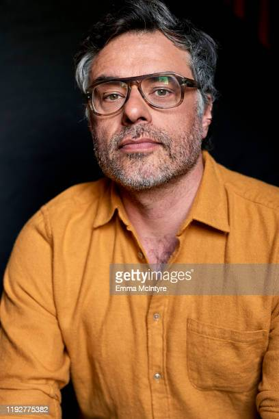 """Creator/Executive Producer Jemaine Clement of FX's """"What We Do in the Shadows"""" poses for a portrait during the 2020 Winter TCA at The Langham..."""