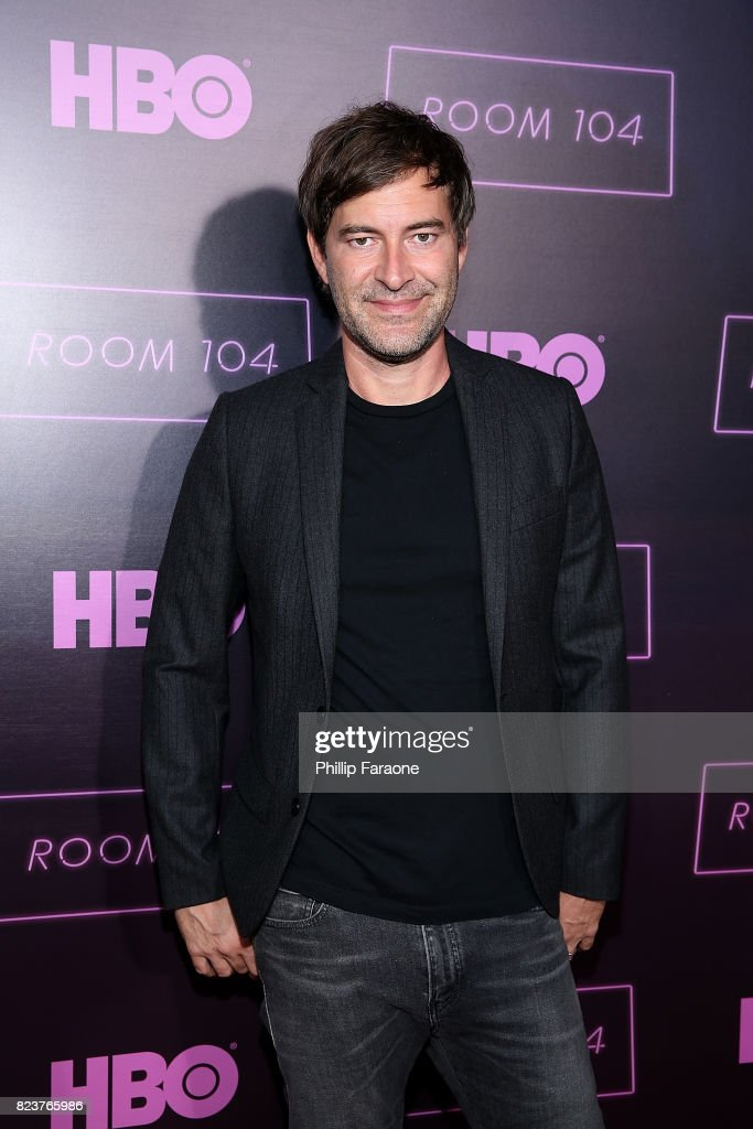 Creator/executive producer Mark Duplass attends the premiere of HBO's 'Room 104' at Hollywood Forever on July 27, 2017 in Hollywood, California.