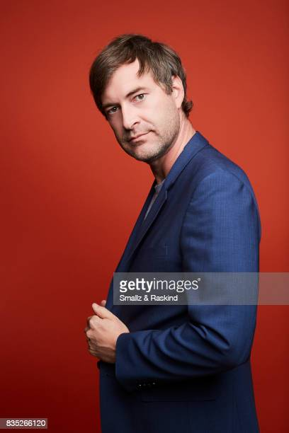 Creator/executive producer Mark Duplass of HBO's 'Room 104' poses for a portrait during the 2017 Summer Television Critics Association Press Tour at...