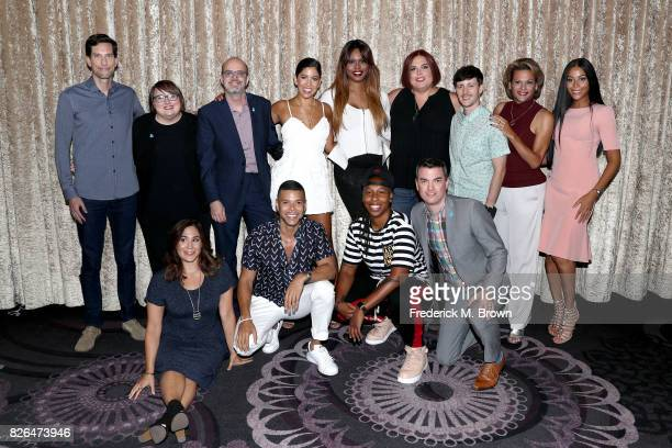 Creator/executive producer of 'How to Get Away With Muder' Peter Nowalk GLAAD Director of Entertainment Research Analysis Megan Townsend Director of...