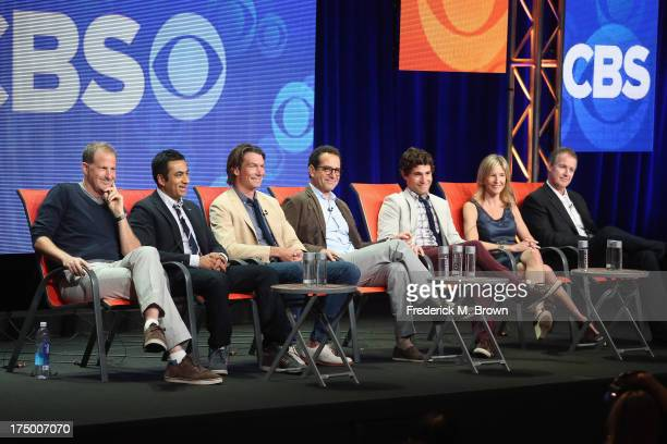 Creator/Executive Producer Rob Greenberg actors Kal Penn Jerry O'Connell Tony Shalhoub Chris Smith executive producer Kim Tannenbaum and executive...