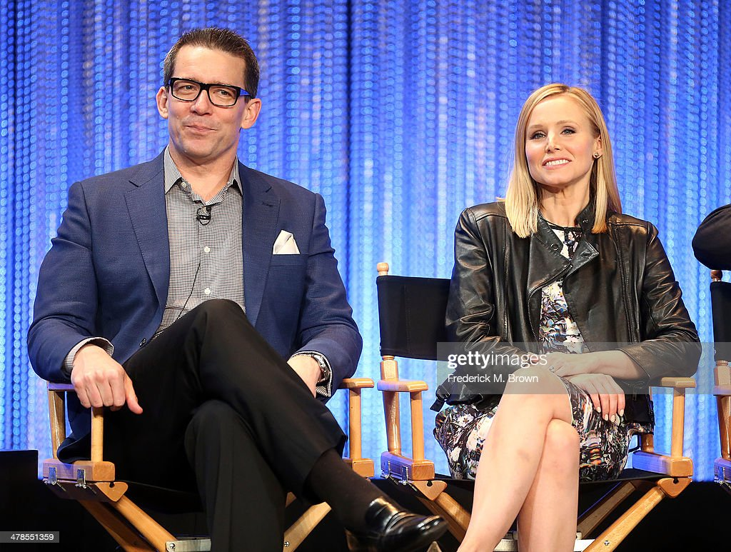 """The Paley Center For Media's PaleyFest 2014 Honoring """"Veronica Mars"""" : News Photo"""