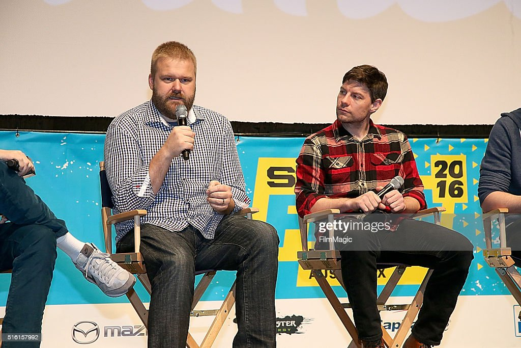 creatorexecutive producer robert kirkman l and actor patrick fugit speak onstage - Executive Producer Music