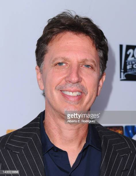 Creator/executive producer Tim Kring arrives to a special screening of Fox's Touch at Leonard H Goldenson Theatre on April 23 2012 in North Hollywood...