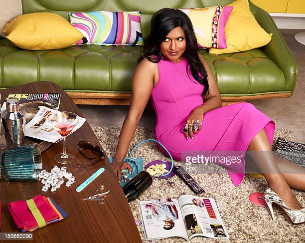 Creator/executive producer/actor Mindy Kaling on Season One of THE MINDY PROJECT airing Tuesdays, 9:30-10:00 PM ET/PT on FOX.