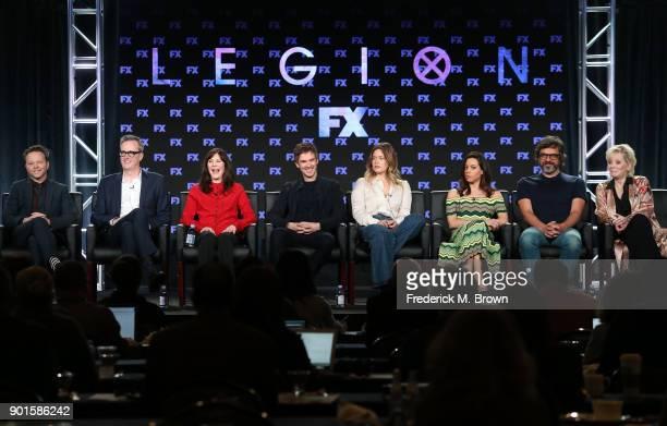 Creator/executive producer/showrunner/writer Noah Hawley executive producer/director John Cameron executive producer Lauren Shuler Donner actors Dan...