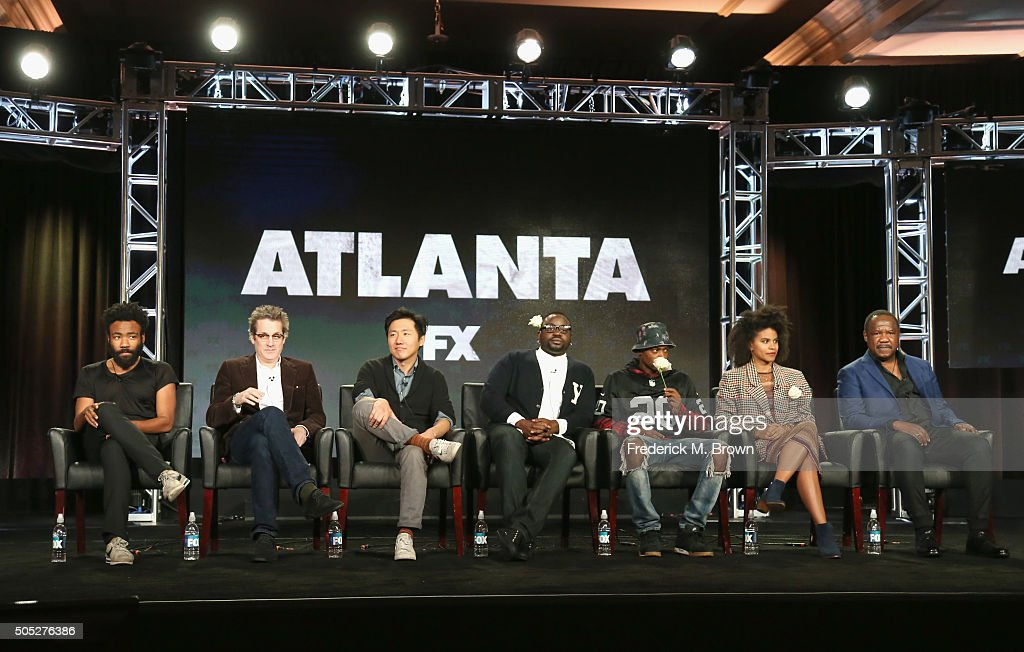 2016 Winter TCA Tour - Day 12 : Nachrichtenfoto